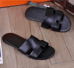 Hermes Izmir Sandals Black By Lucas Green Sandals Black Sandals