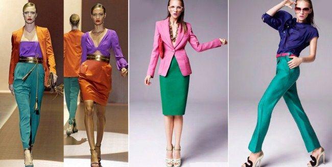 Como combinar los colores de la ropa imagui circulo - Colores para combinar ...