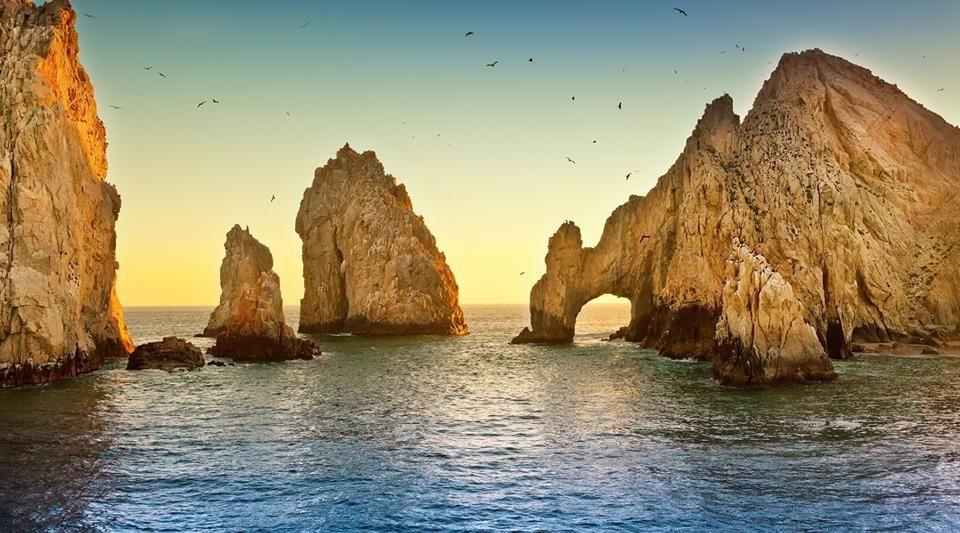 El Arco. Los Cabos, Baja California Sur. México. Playa