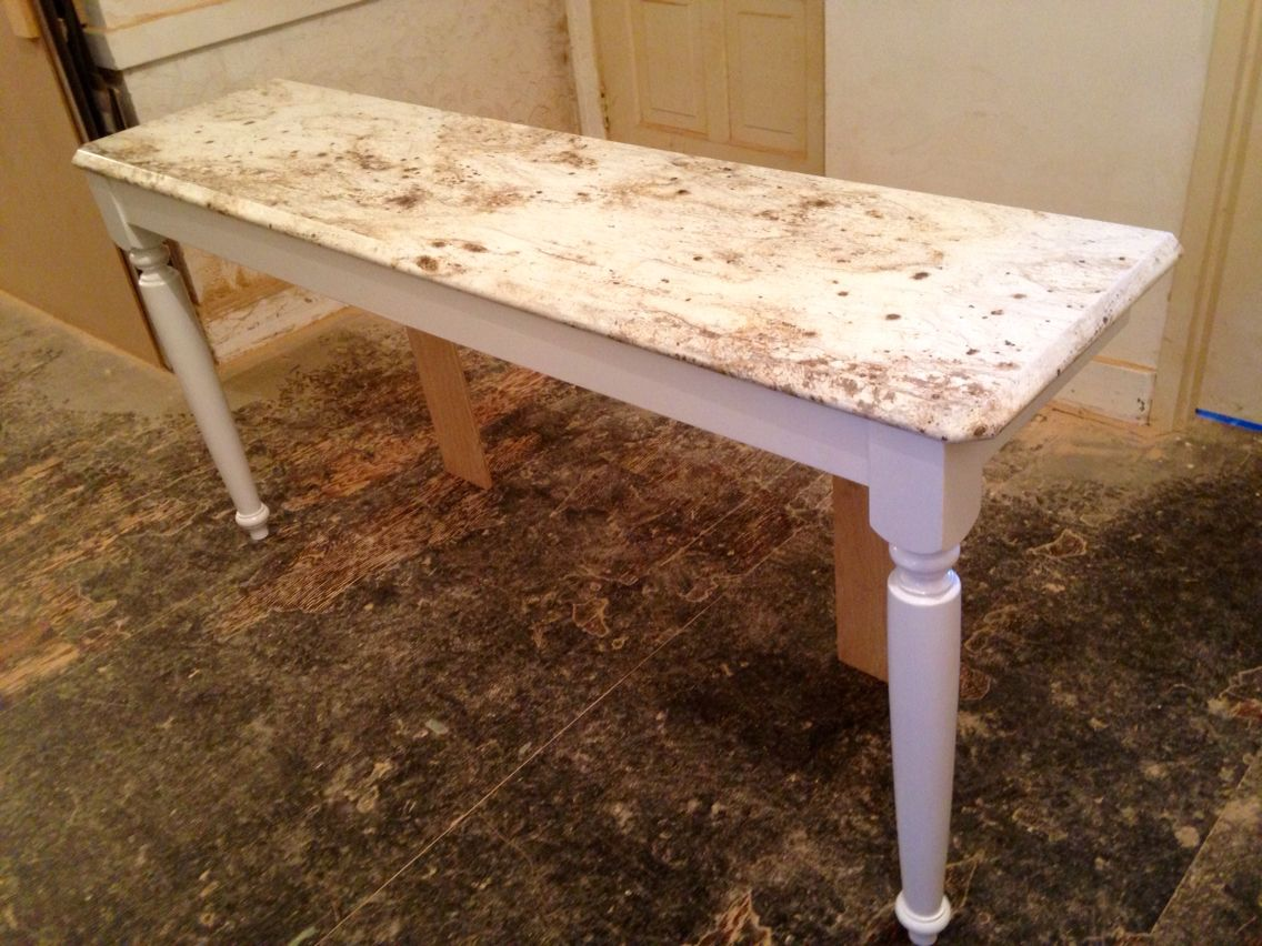 River Gold Laminate Countertop Laminate Countertops Countertops Rustic Dining Table