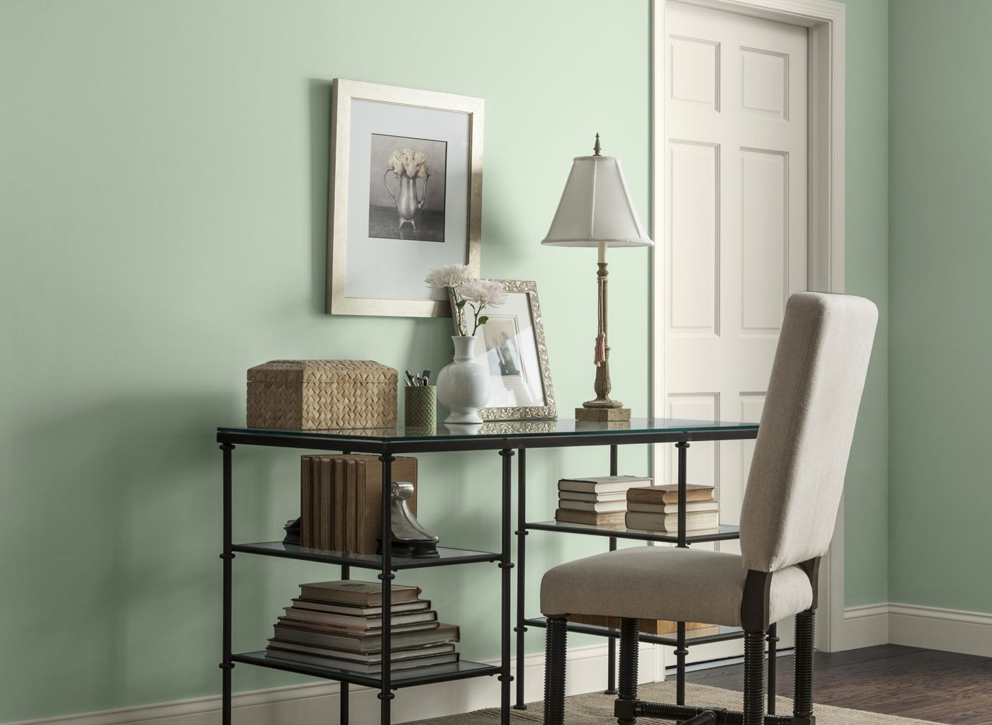 office in softest juniper color schemes pinterest room and house