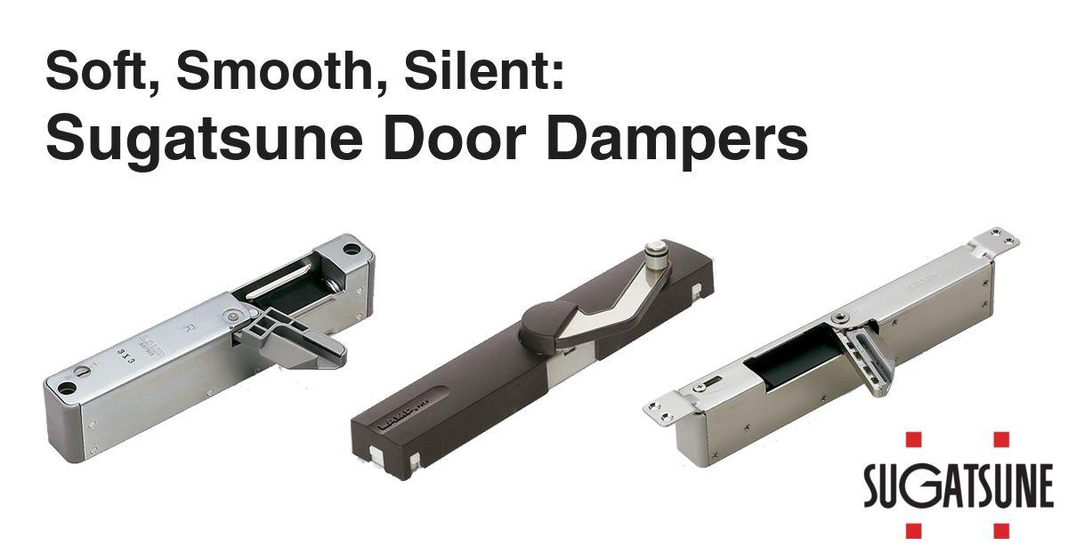 Unlike Door Closers Dampers Do Not Control The Motion Of A Door Throughout Its Opening And Closing Arc Nor Is Their Prima Doors Fire Doors Hidden Door Hinges