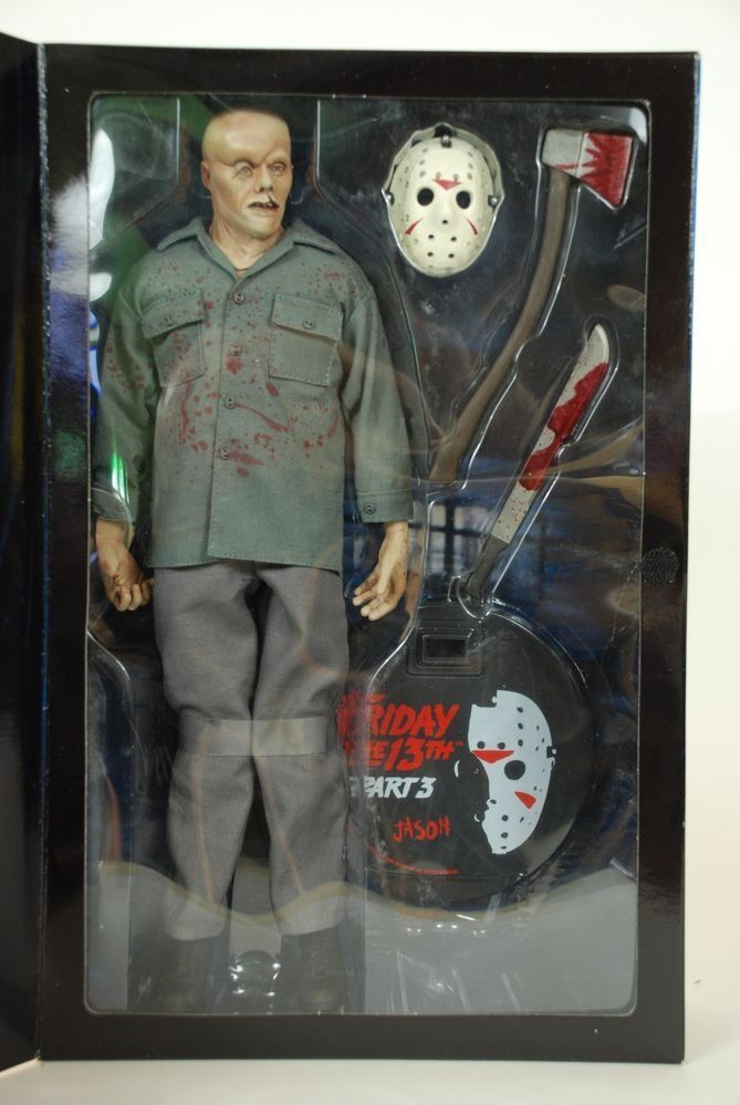 Friday The 13th Figurine Horror Action Figures Classic Horror Movies Horror Films