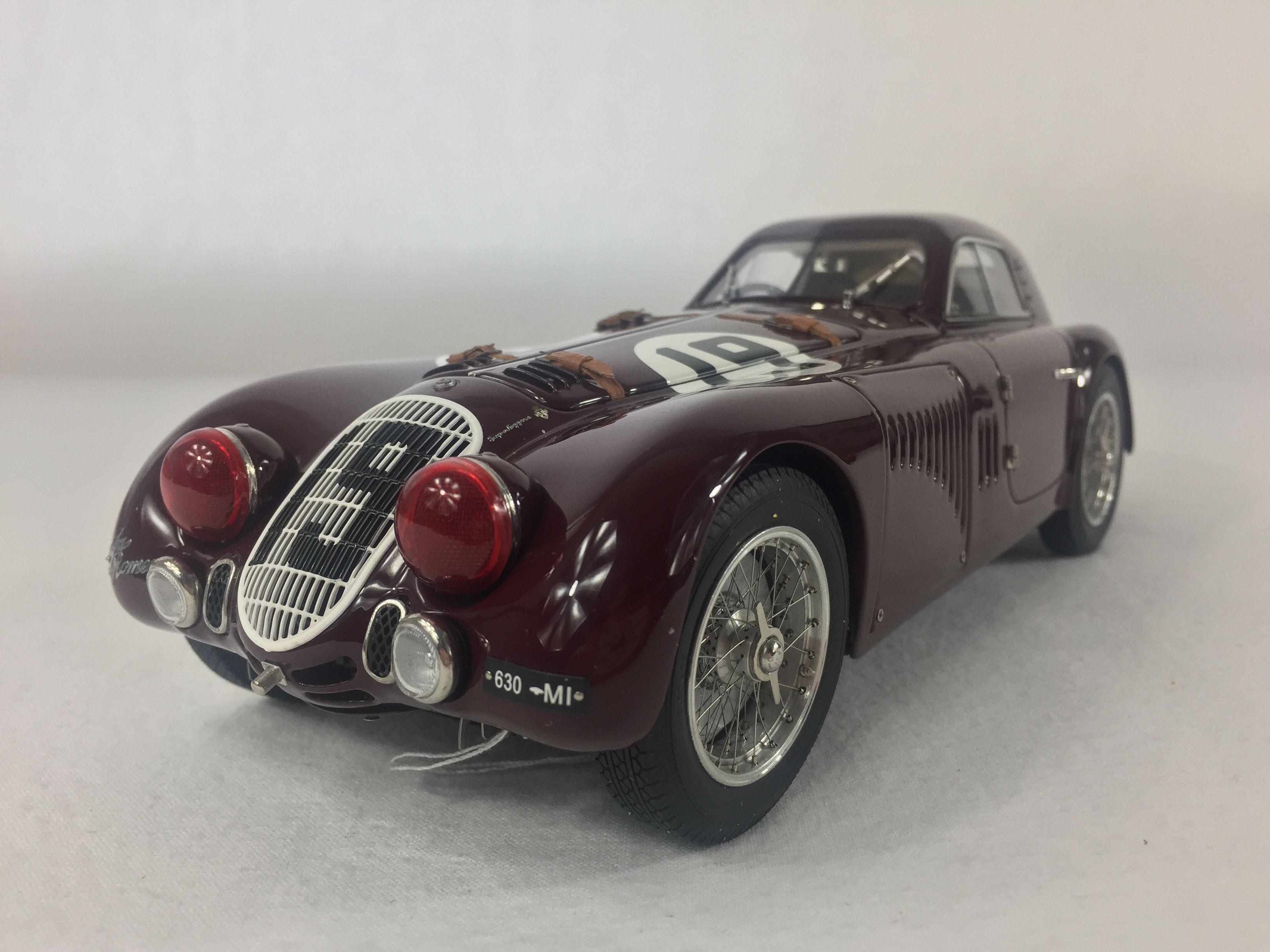 Alfa Romeo 8C 2900B 24H Le Mans 1938
