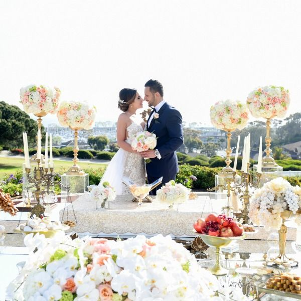 Real Wedding: A Modern Day Persian Wedding In California