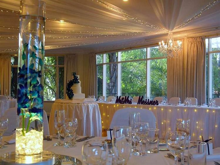 The Belair Park Country Club Adelaide Hills Wedding Venue