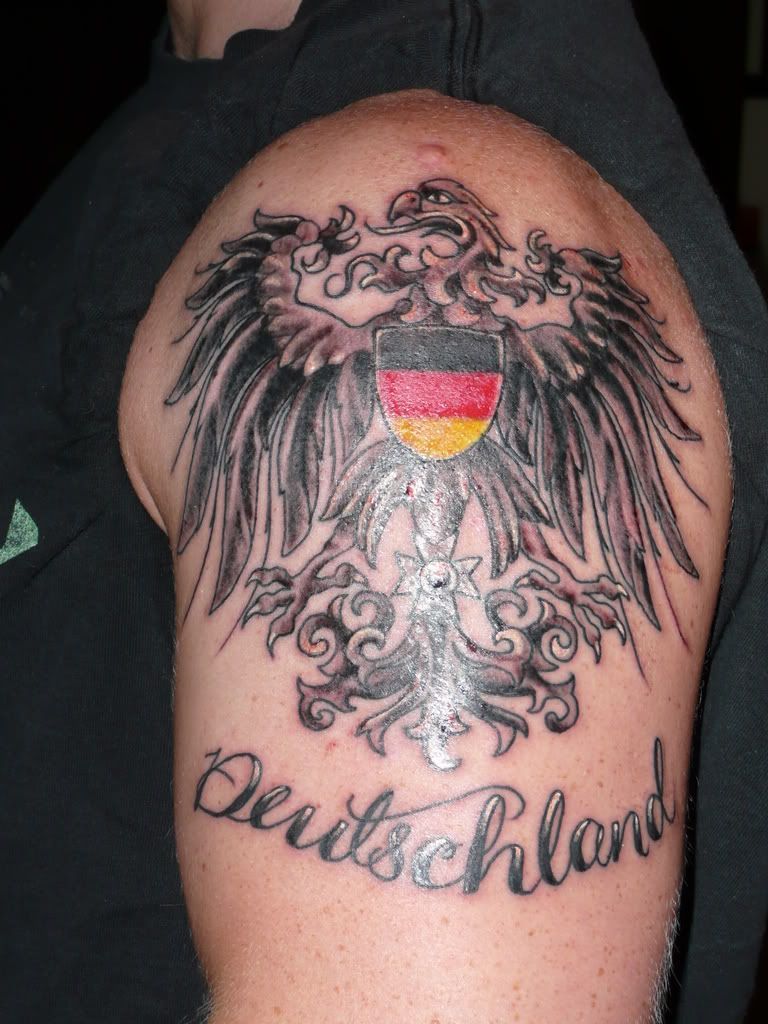 132dbf0180aeb 19 German Coat Of Arms Tattoo Calling Everyone On Dt With Tattoos ...