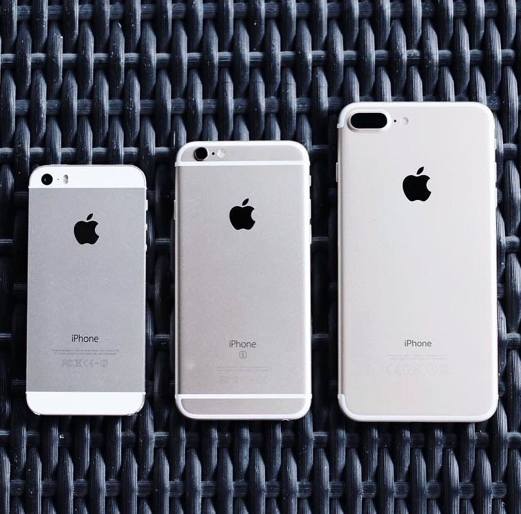 Silver iPhone Dsign progression! Which of these 3 Dsigns