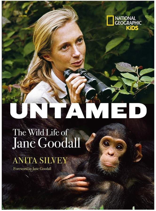 National Geographic Untamed The Wild Life of Jane