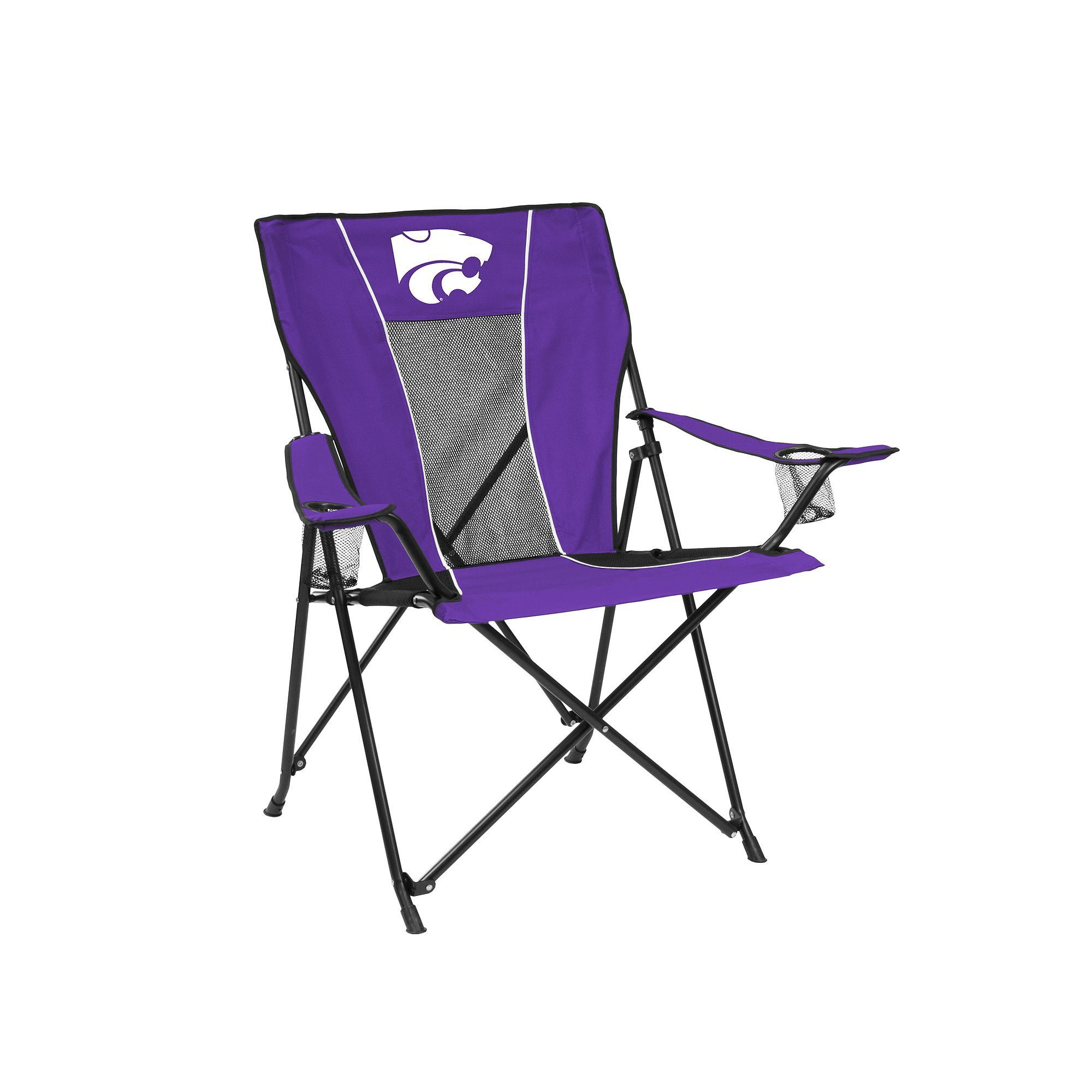 Outdoor Adult Logo Brand Kansas State Wildcats Game Time Portable