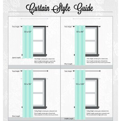 Pin By Kim Stevens On Decorating In 2020 Curtain Length Hanging