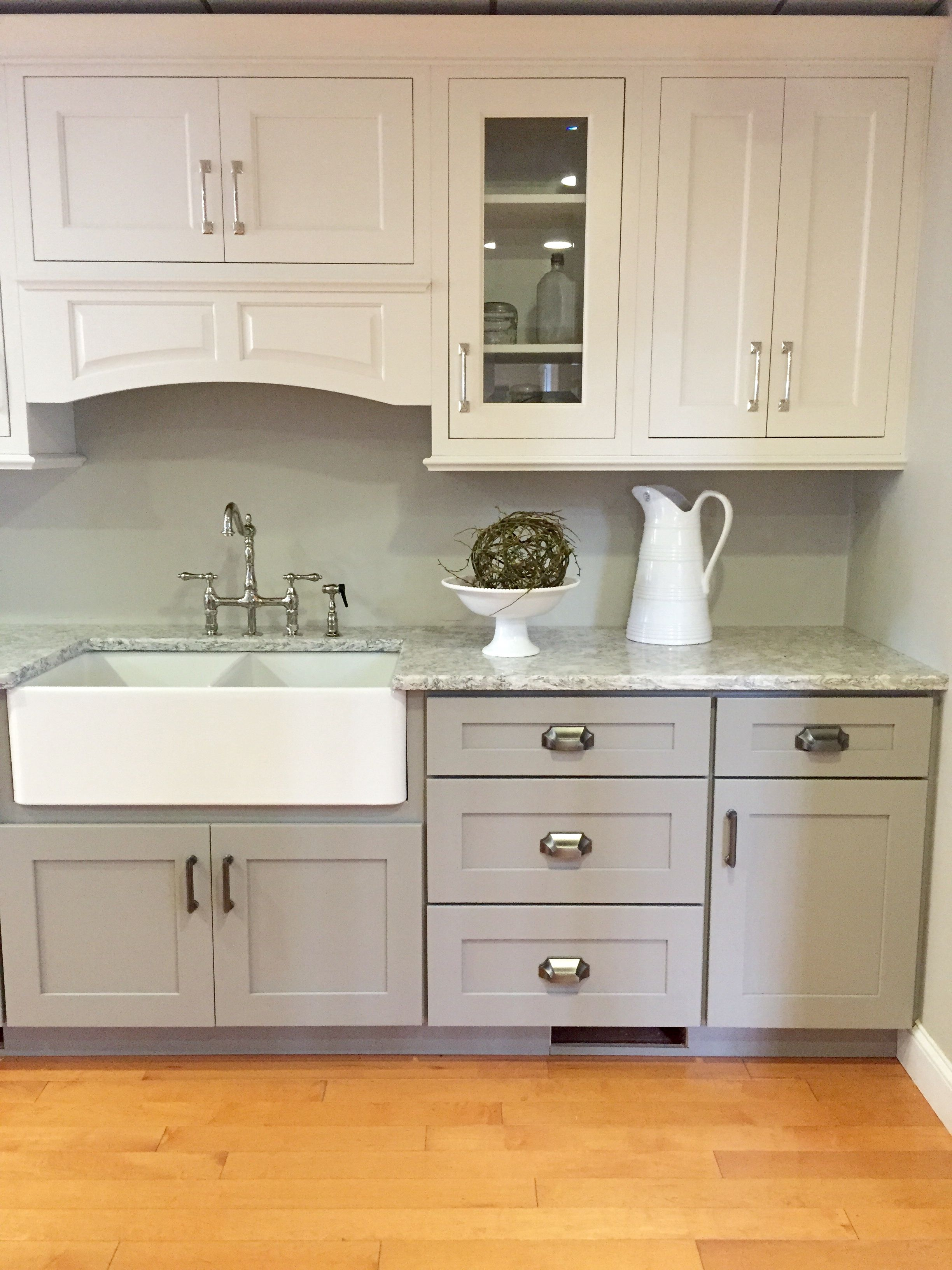 Such a beautiful Eastman St Woodworks kitchen display