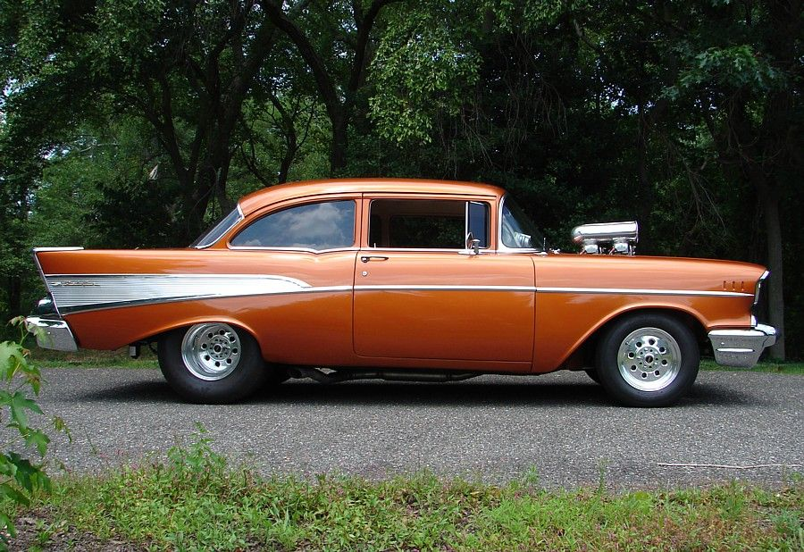 1957 Chevy Great Year For Me Chevy Dream Cars Classic Cars