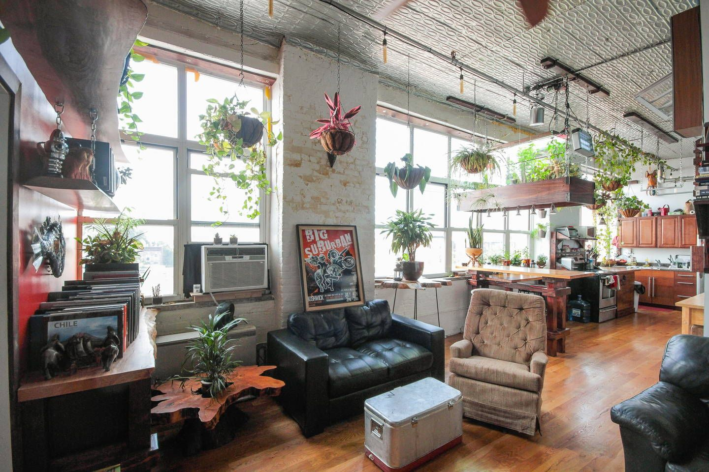 Bushwick Biodome Loft , Great View! Apartments for Rent