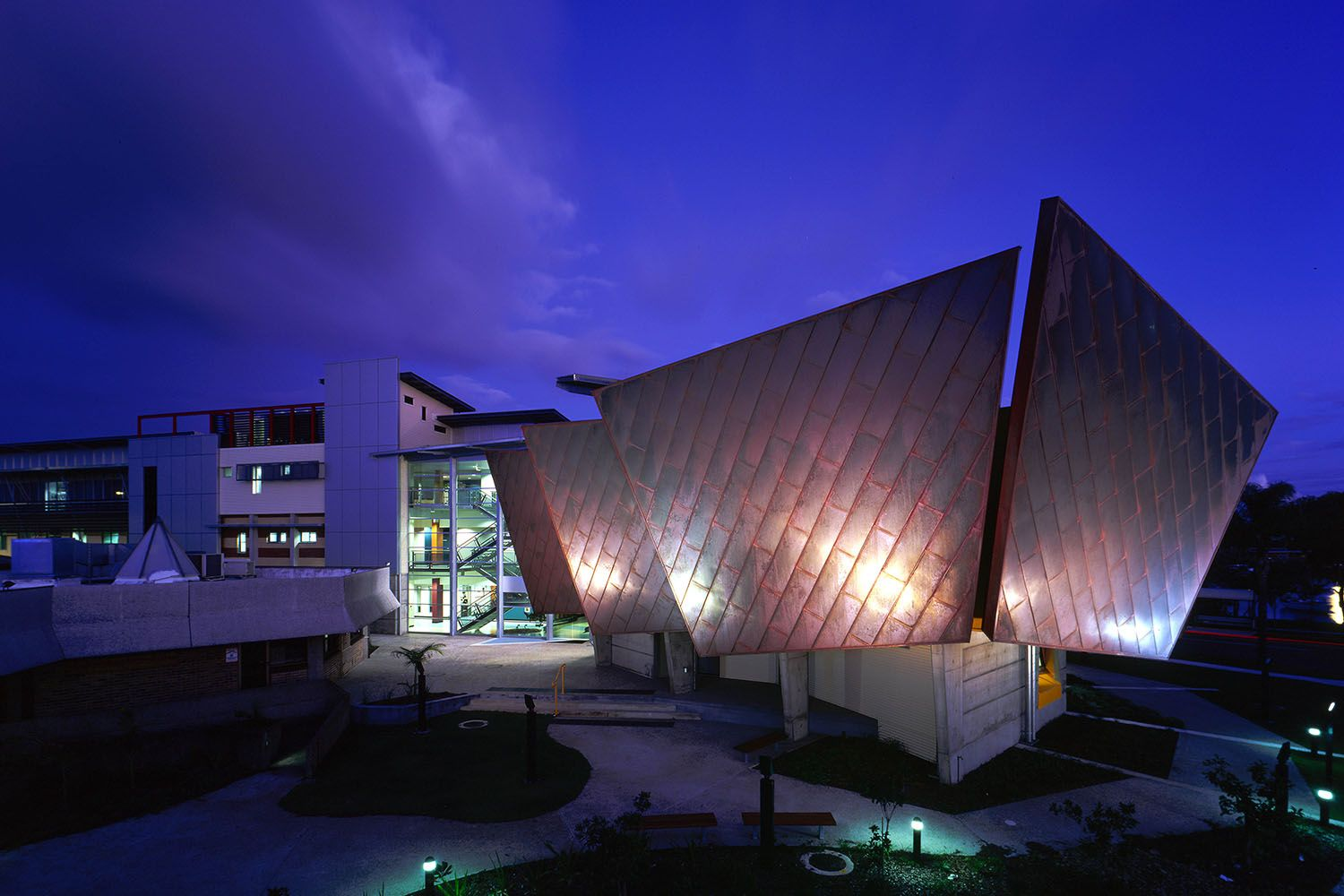 Southern cross university tweed campus #architecture #education