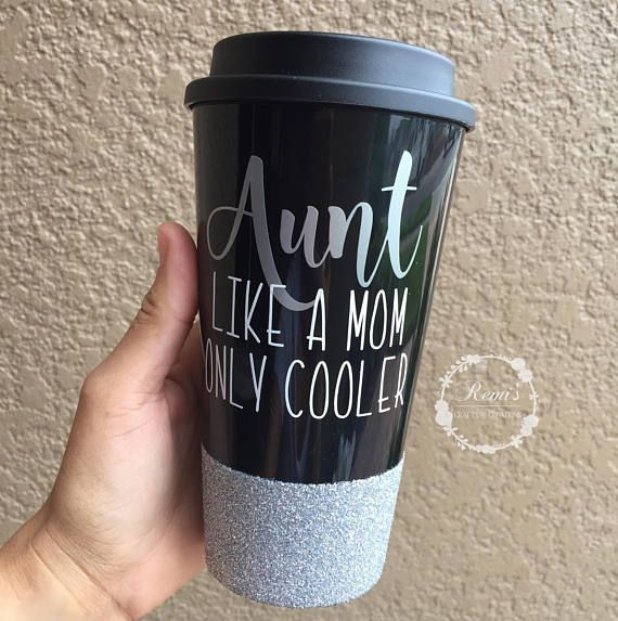 Aunt Travel Coffee Cup Auntie Mug Sisters Gift