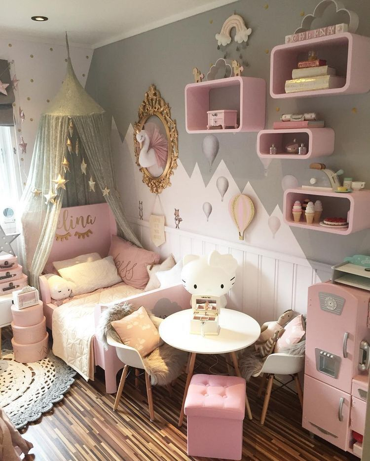 Girl Room Inspirations To Bring Fantasy To Girls Room You Need