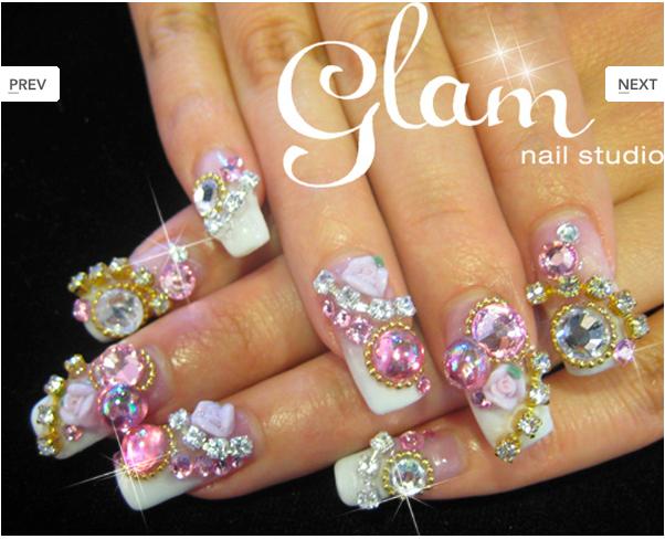 Glam nail studio in richmond. Nail studio, Nails, Glam nails