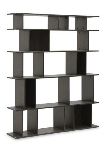 Tilson Dark Brown Bookshelf By Wholesale Interiors On HauteLook