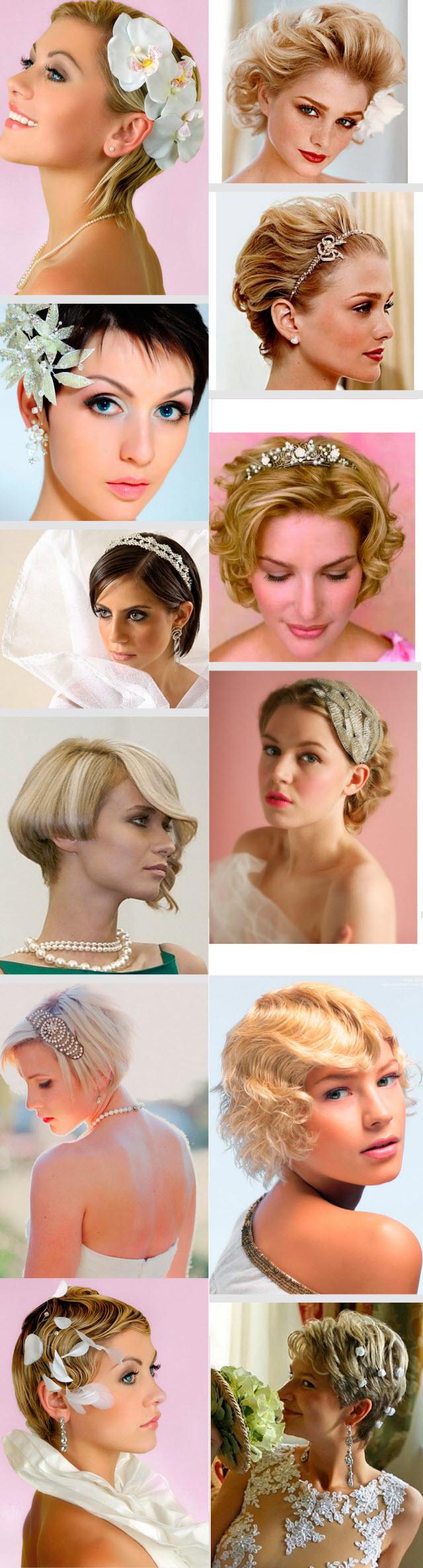 Женские стрижки на волнистые волосы 19