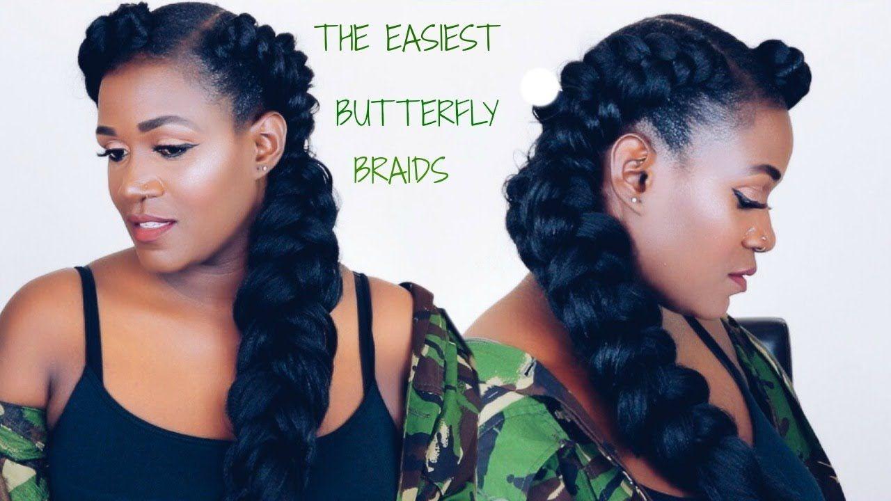 Butterfly Mermaid Braids For 1 99 In 10 Minutes Mermaid