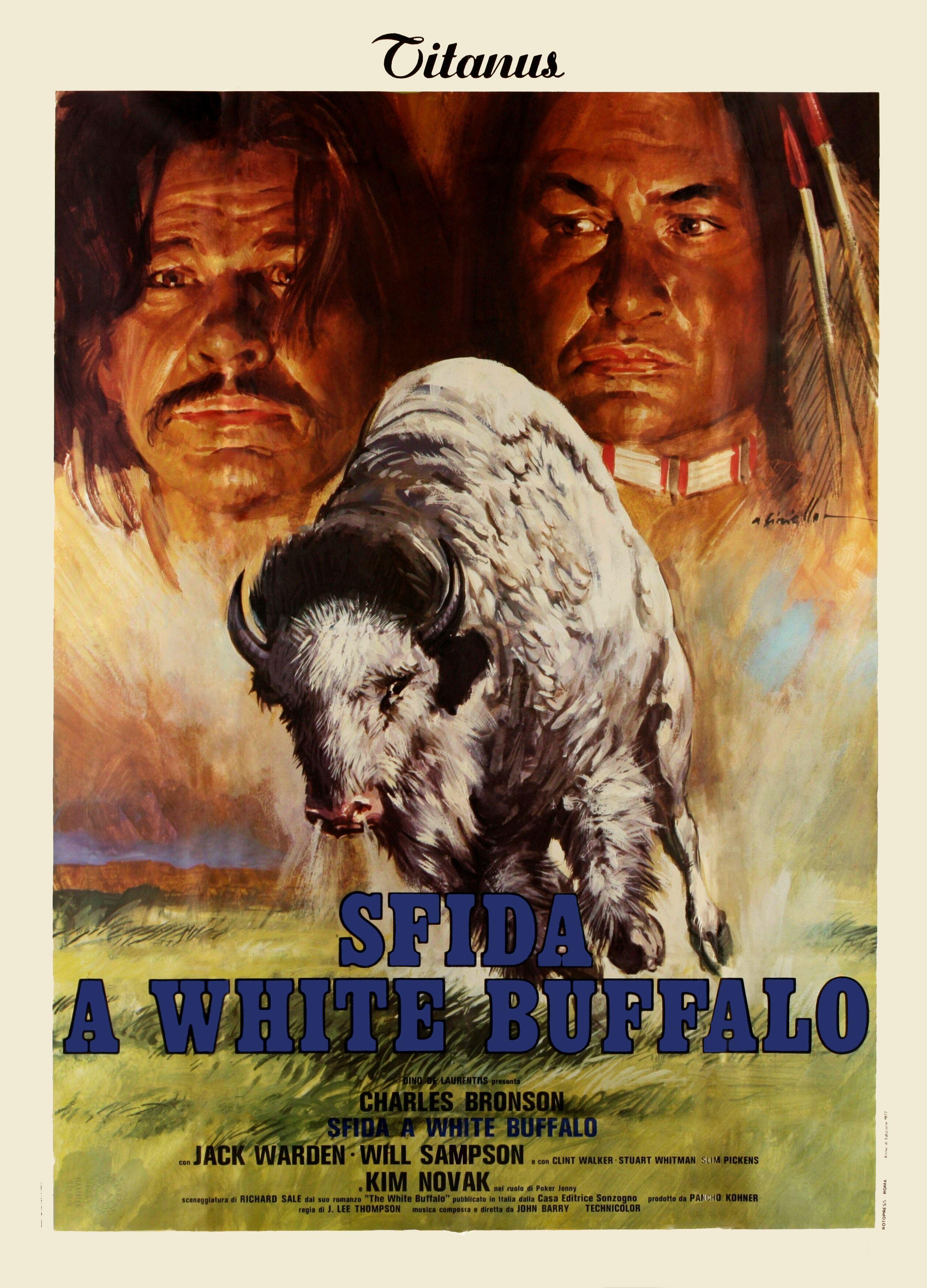 The white buffalo movie