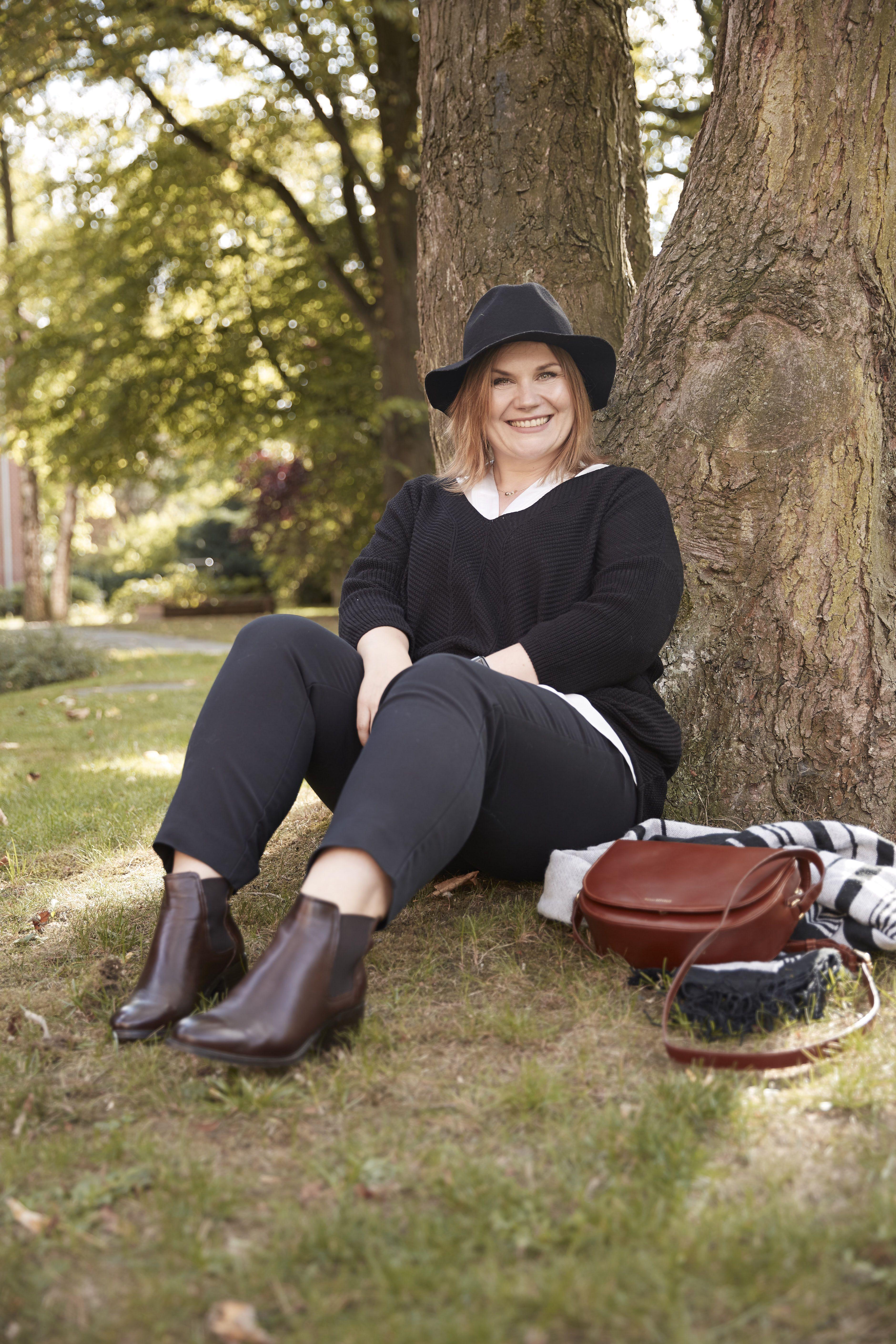 Mode für große Größen: Das perfekte Herbstoutfit aus der