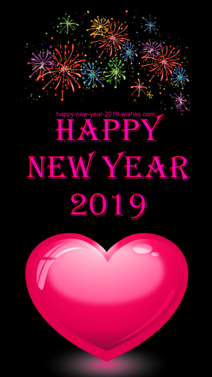 Here You Will Get The Happy New Year 2019 Mobile Wallpaper Everyone Has A Smartphone But Most Of The Mobil Happy New Year 2019 Happy New Year Mobile Wallpaper
