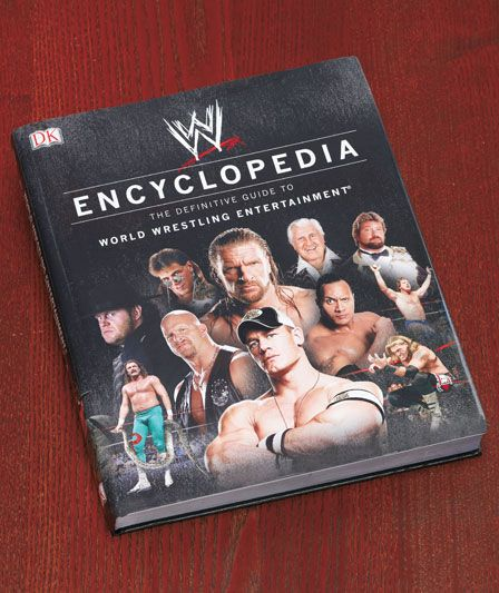 For the wrestling fans in your life.