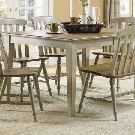 Gather Friends And Family Around This Countrychic Dining Table Brilliant Chic Dining Room Sets Design Decoration