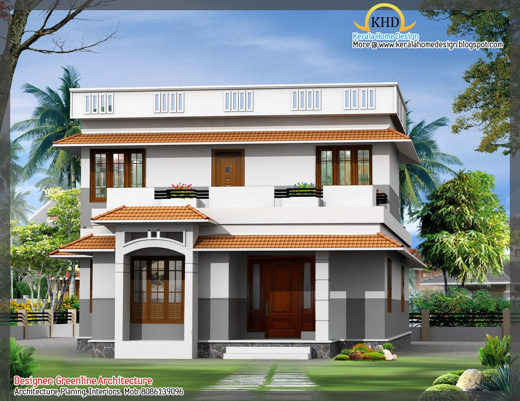 House Plans Designs Design Pinoy Eplans Modern Small And