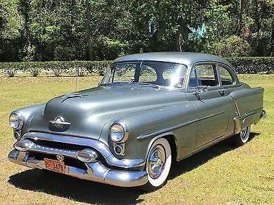 Beautiful 1953 Oldsmobile Super 88 2 Door (1950-1955 Buick Olds Pontiac Gm) – Used Oldsmobile Eighty-eight for sale in Jacksonville, Florida