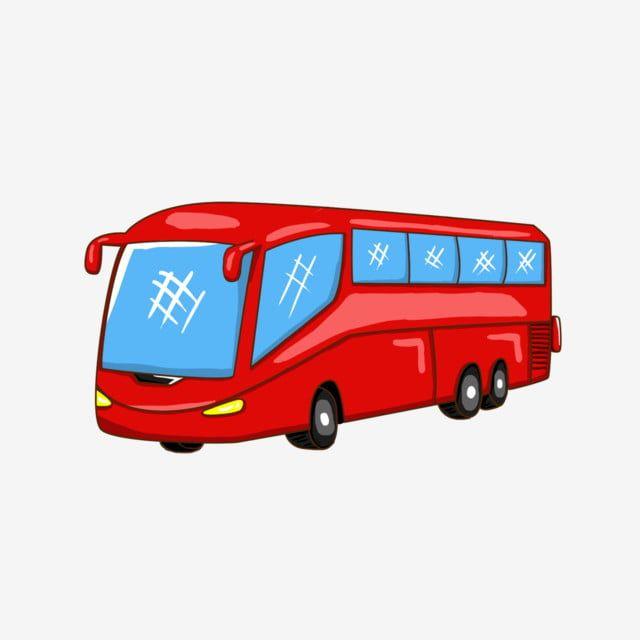 手繪插畫交通工具公交車紅色卡通 手繪竽 插畫用圖 運輸素材 Psd格式圖案和png圖片免費下載 How To Draw Hands Drawing Illustration Toy Car