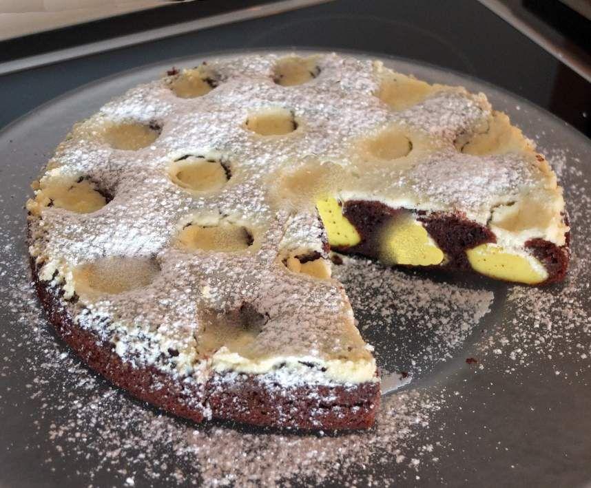 Schneller Schoko Vanille Kuchen Rezept In 2019 Thermomix