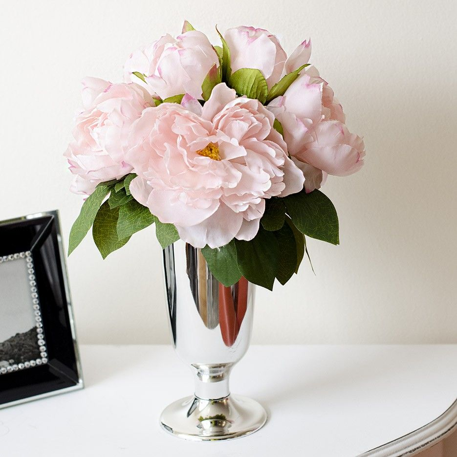 This is artificial flower but it looks like real highest quality this is artificial flower but it looks like real highest quality peonies light pink mightylinksfo