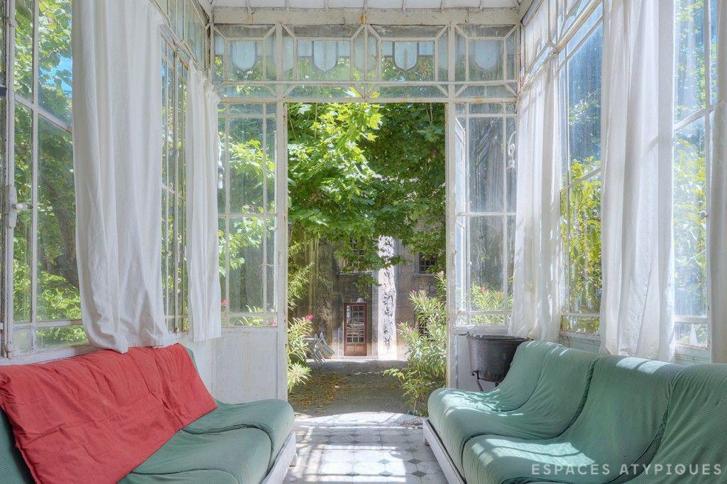marseille palais longchamp surface bourgeoise revisiter agence ea marseille espaces. Black Bedroom Furniture Sets. Home Design Ideas