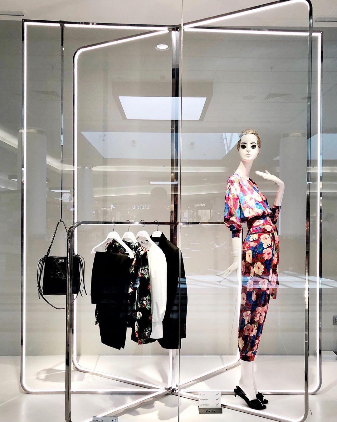Zara Centro Comercial Centro Oeste Shopping Mall Calle De Las