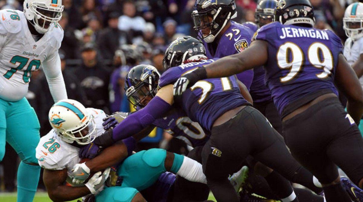 Week 11 Streaming Defenses Baltimore Ravens vs Cincinnati