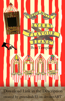 here is a printable replica of bertie botts every flavor ...