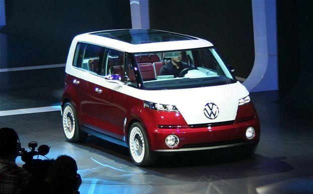 Volkswagen Bulli First Look Vw Bus Volkswagen Volkswagen Car