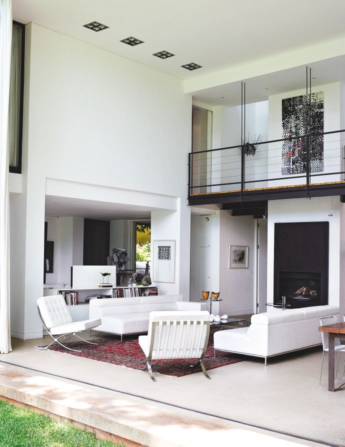 Double volume dream house in Johannesburg by GLH