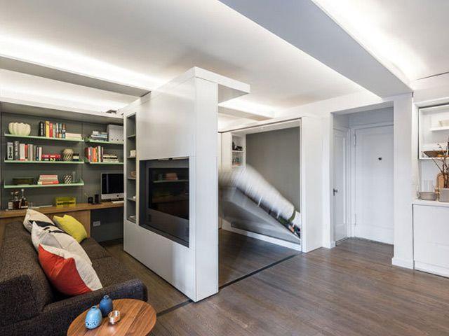 Huizen En Appartementen Worden Steeds Kleiner. Maar Daar Heeft Zweedse  Woonwinkelreus Ikea Iets Op Gevonden