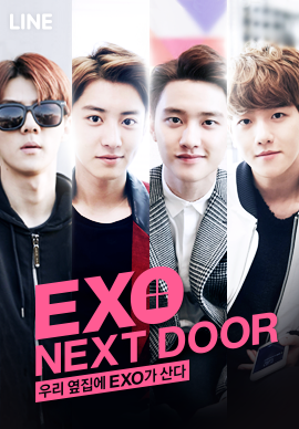 If your a fan of Exo then your luck is here! Main characters are the 4 Exo members.plus a girl!  sc 1 th 269 & EXO Next Door [Complete] - http://cpasbien.pl/exo-next-door ...