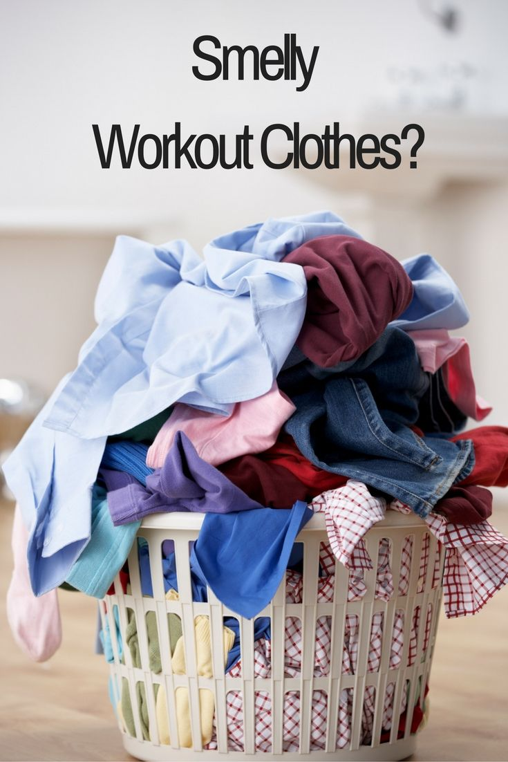 Dont throw away your smelly workout clothes do these 3