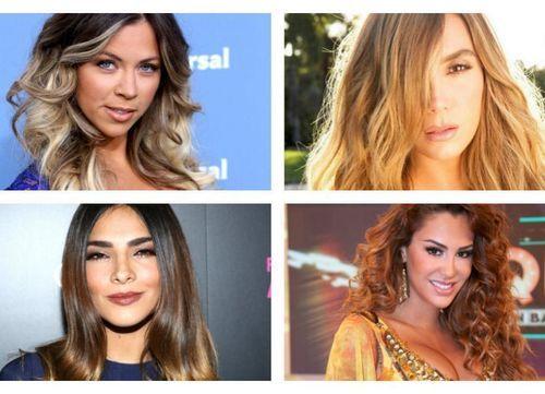 Ximena Duque, Elizabeth Gutiérrez, Alejandra Espinoza y otras 14 famosas sin maquillaje (FOTOS)