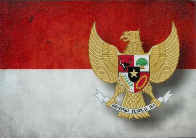 23 Garuda Merah Putih