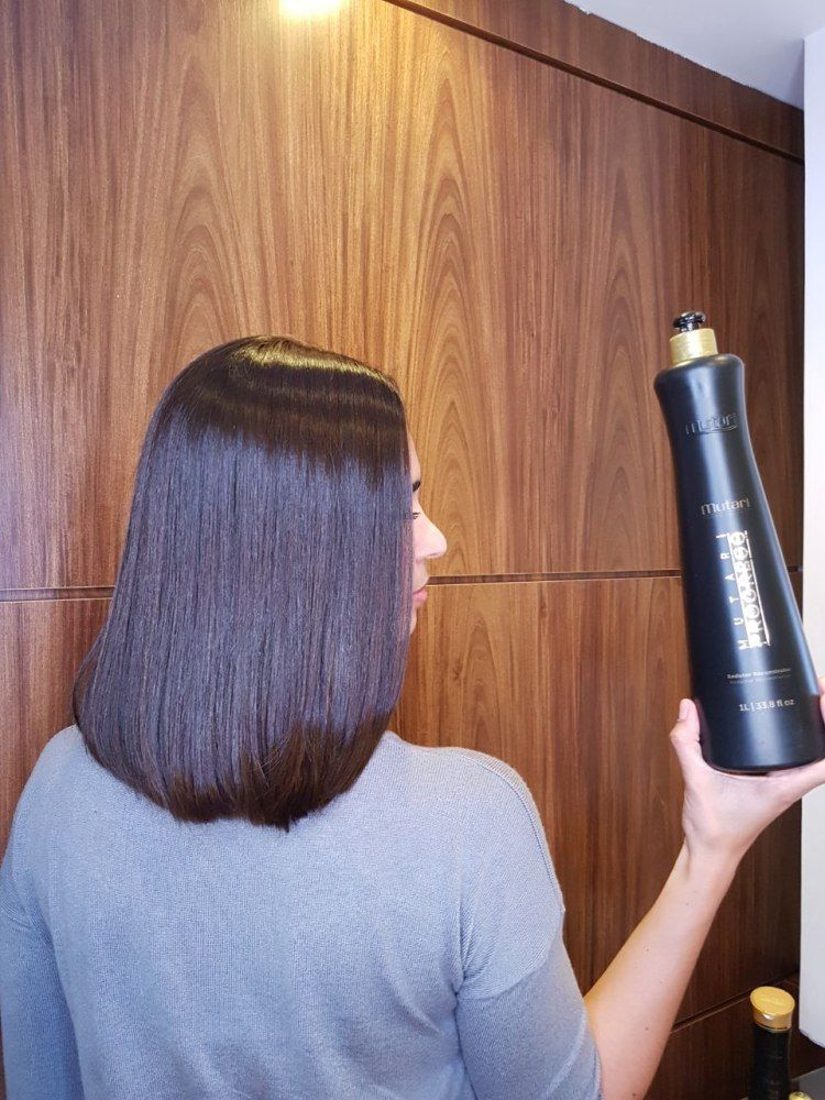 624c805d8 Escova Progressiva sem formol Mutari: cabelo sem volume   Dicas de ...