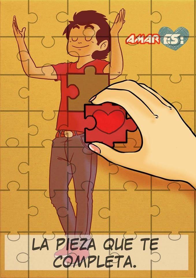#BossaReciomienda: Los comics #AmarEs de El Chico Detergente.