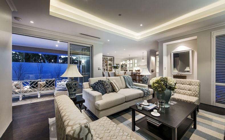 House Design, Display