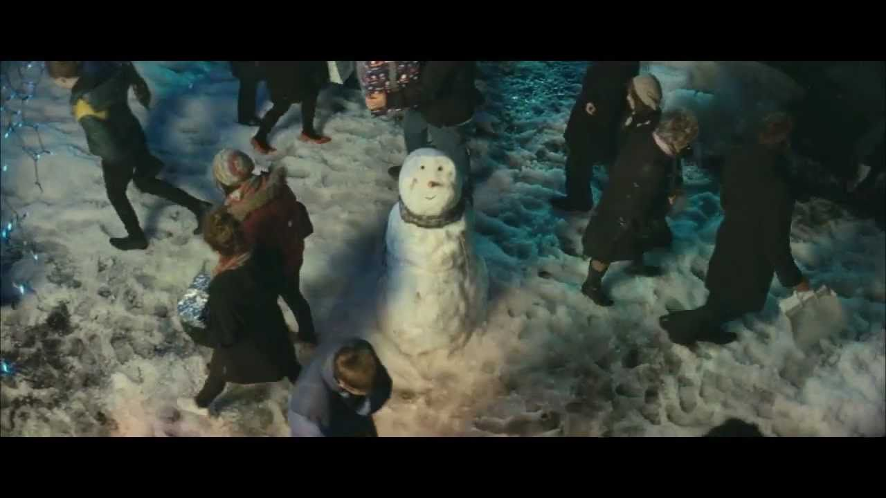 John Lewis Christmas Ad 2012 - Snowman | Christmas Commercial ...